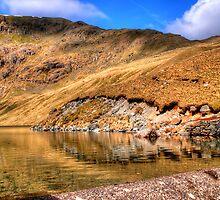 Blea Water, Lake District by English Landscape Prints