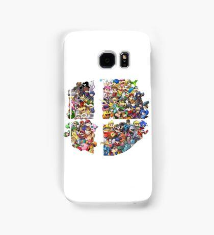 Super Smash Bros. 4 Ever Samsung Galaxy Case/Skin