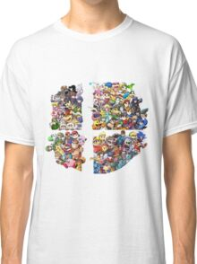 Super Smash Bros. 4 Ever Classic T-Shirt