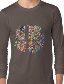 Super Smash Bros. 4 Ever Long Sleeve T-Shirt