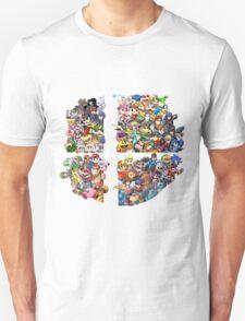 Super Smash Bros. 4 Ever T-Shirt