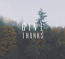 Give Thanks by bebelo123 savane