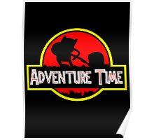 Jurassic Time Poster