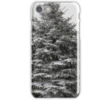 Tree in Snow iPhone Case/Skin