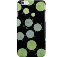 Happy caterpillars pattern iPhone Case/Skin