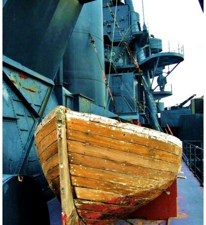 Battleship TEXAS  Sticker