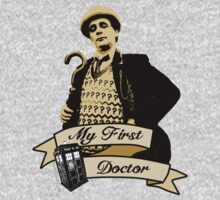 My first Doctor (Who) seventh 7th Sylvester McCoy by dubukat