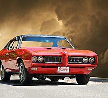 1969 Pontiac GTO II by DaveKoontz