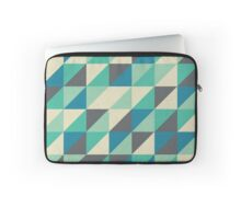 Triangles [never win] Laptop Sleeve