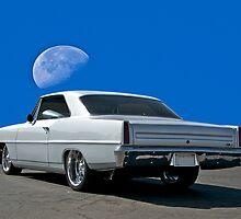 1967 Chevrolet 'Blue Moon' Nova by DaveKoontz