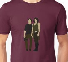 Maggie and Glenn Unisex T-Shirt