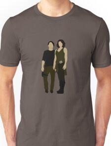 Maggie and Glenn Unisex T-Shirt