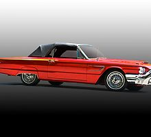 1965 Ford Thunderbird Convertible by DaveKoontz