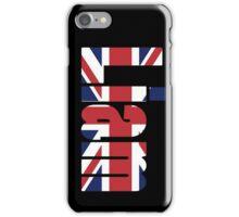 Liam Flag Case iPhone Case/Skin