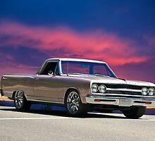1965 Chevrolet El Camino I by DaveKoontz