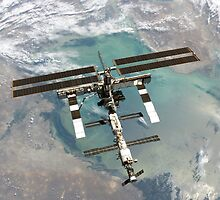 ISS August 2005 by cadellin