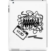 Tape AAAAGH iPad Case/Skin