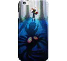 The Legend of Zelda Majora's Mask 3D Artwork #1 iPhone Case/Skin