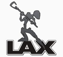 Lacrosse LAX by SportsT-Shirts