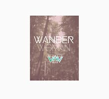 Wander Woman Womens Fitted T-Shirt
