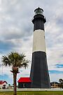 The Tybee Island Light by Kenneth Keifer
