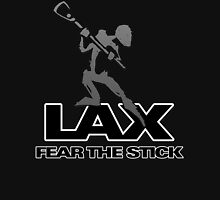 Lacrosse Fear The Stick Dark Unisex T-Shirt