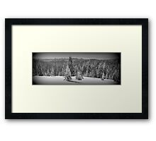 together! Framed Print