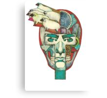 Do Androids Dream of Electric Sheep? Canvas Print