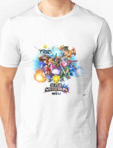 Super Smash Bros. for Wii U [Full Art] T-Shirt