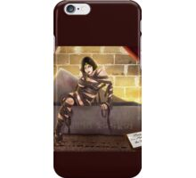 The Mummy Mumma - Color Version iPhone Case/Skin