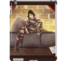 The Mummy Mumma - Color Version iPad Case/Skin