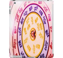 The shield, symbol of my country iPad Case/Skin