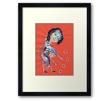 Jan 14 Number 20 Framed Print