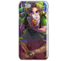 The Legend of Zelda Majora's Mask 3D Artwork #3 Full Cover iPhone Case/Skin