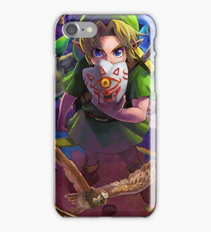 The Legend of Zelda Majora's Mask 3D Artwork #3 Full Cover iPhone Case/Skin