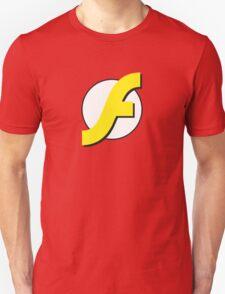 It Runs Like a Flash on DDR4 Unisex T-Shirt