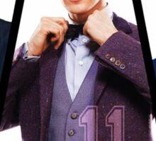 Ten to Twelve Sticker