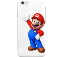 mario case iPhone Case/Skin