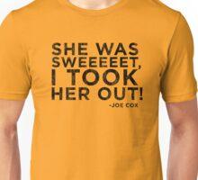 She Was Sweeeeet! Unisex T-Shirt
