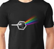 Dark side of the rol Unisex T-Shirt