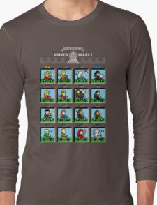 Game of Karts Long Sleeve T-Shirt