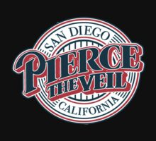 Pierce The Veil Baseball Tee by SusannaFM