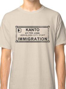 Kanto Tourist Classic T-Shirt
