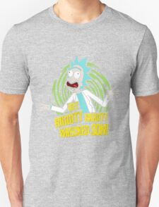 Rick & Morty - Wrecked Son T-Shirt T-Shirt