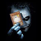 Joker Trolls with Marshmallon by wersderf