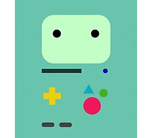 BMO - Adventure Time  by chillauren