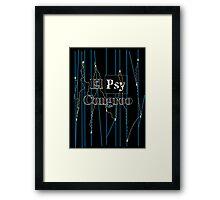 El Psy Congroo- Steins;Gate Framed Print