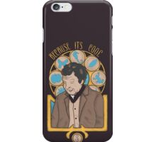 Because It's Cool iPhone Case/Skin