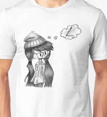 Poet Writer Unisex T-Shirt