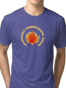 Sunnydale Cheerleading Squad - Buffy Tri-blend T-Shirt